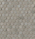 FAP Ceramiche  Connection : Grey Round Mosaico, 29.5х32.5