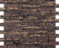 L'ANTIC COLONIAL Elite: Lava Stone Brick Gold, 30.3х32