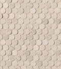 FAP Ceramiche  Connection : Light Round Mosaico, 29.5х32.5