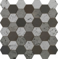 L'ANTIC COLONIAL Luxe: Luxe Mirror Hexagon, 31.5х32.5