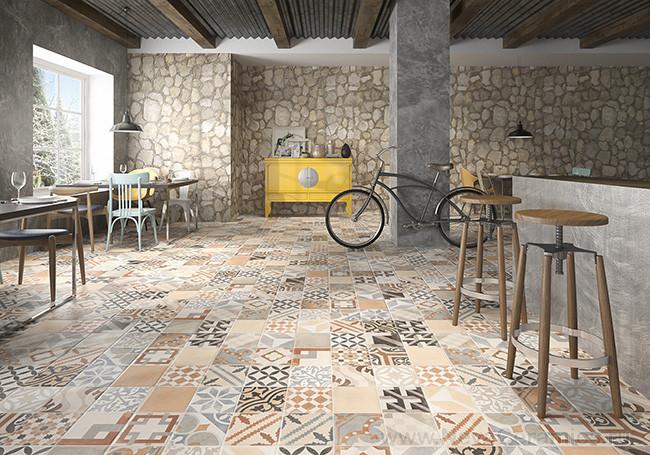 Новинки плитки Испании 2018 - Geotiles Vintage
